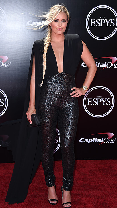"<div class=""meta image-caption""><div class=""origin-logo origin-image ap""><span>AP</span></div><span class=""caption-text"">Alpine ski racer Lindsey Vonn arrives at the ESPY Awards at the Microsoft Theater on Wednesday, July 13, 2016, in Los Angeles. (Jordan Strauss/Invision/AP)</span></div>"