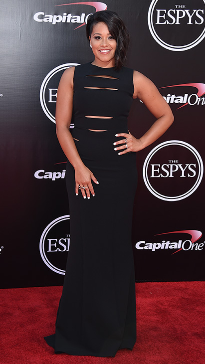 "<div class=""meta image-caption""><div class=""origin-logo origin-image ap""><span>AP</span></div><span class=""caption-text"">Gina Rodriguez arrives at the ESPY Awards at the Microsoft Theater on Wednesday, July 13, 2016, in Los Angeles. (Jordan Strauss/Invision/AP)</span></div>"