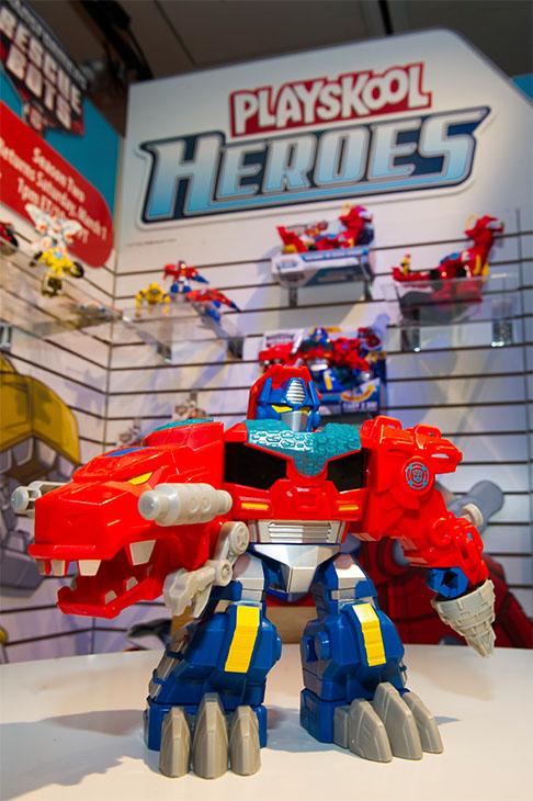 Optimus Primal Toy During