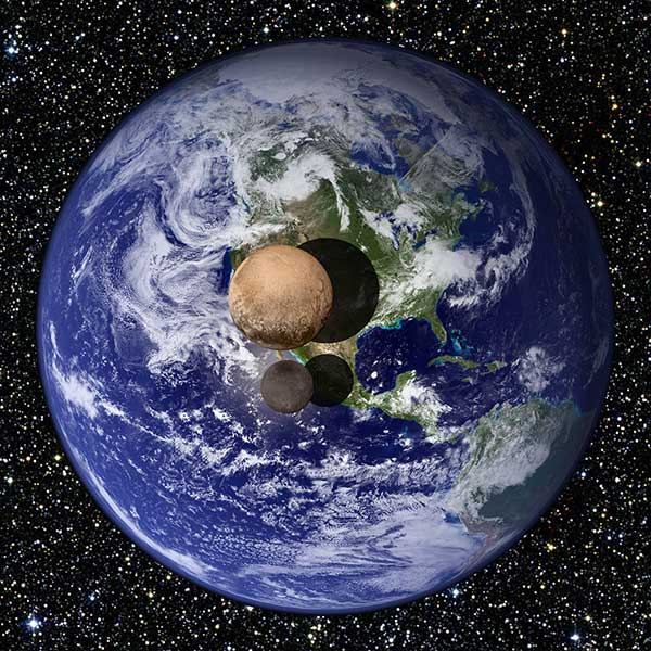 Nasa 39 s new horizons flies by pluto releases images of the for Why was nasa created