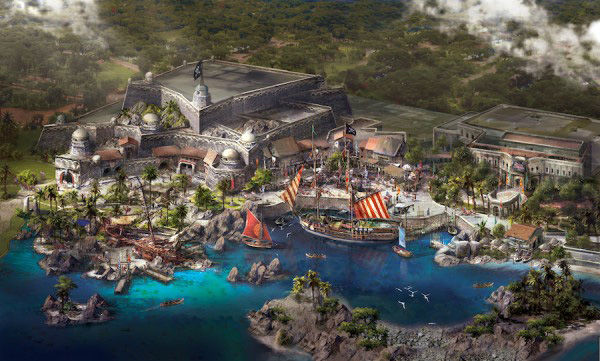 "<div class=""meta image-caption""><div class=""origin-logo origin-image none""><span>none</span></div><span class=""caption-text"">Treasure Cove will feature the thrilling Pirates of the Caribbean: Battle of the Sunken Treasure boat ride, based off of the popular films starring Johnny Depp. (Disney Insider)</span></div>"