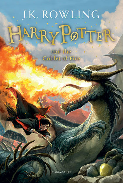 "<div class=""meta ""><span class=""caption-text "">Harry tries to steal an egg from a Hungarian Horntail in the first task of the Triwizard Tournament. (Jonny Duddle/Bloomsbury)</span></div>"