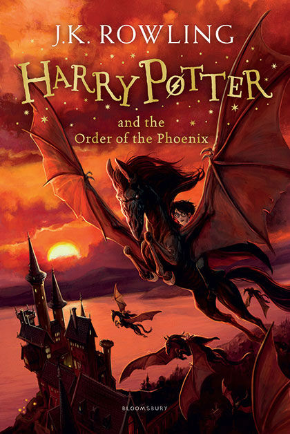 "<div class=""meta ""><span class=""caption-text "">Harry and friends fly thestrals away from Hogwarts. (Jonny Duddle/Bloomsbury)</span></div>"