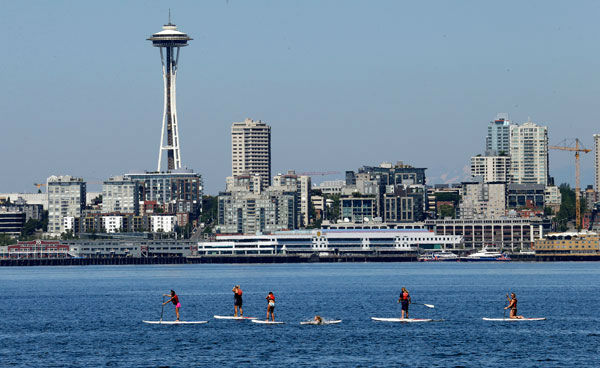 2. Seattle <span class=meta>(Photo&#47;Elaine Thompson)</span>