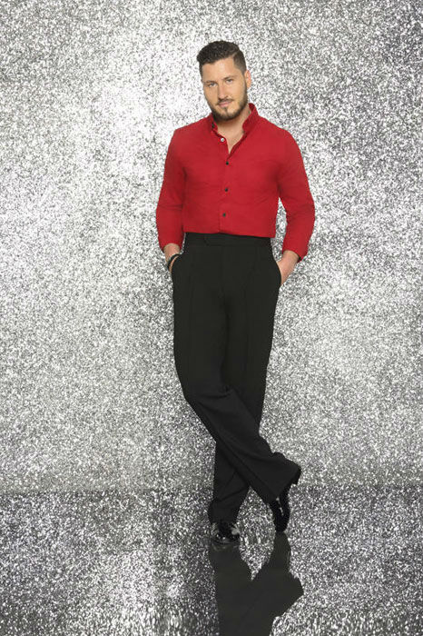 "<div class=""meta ""><span class=""caption-text "">World Dance Champion Valentin Chmerkovskiy is back for another season. (ABC Photo/ ABC)</span></div>"