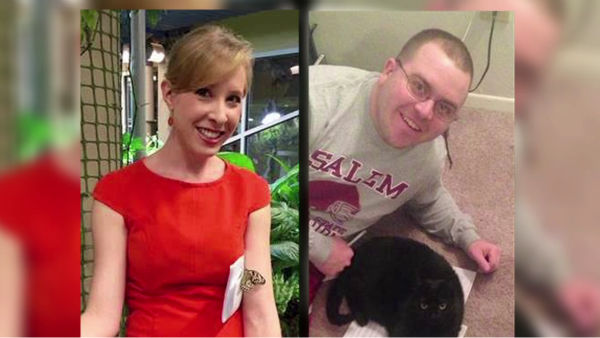 <div class='meta'><div class='origin-logo' data-origin='none'></div><span class='caption-text' data-credit='Photo/CNN Photo'>The victims were identified as Adam Ward, 27, and reporter Alison Parker, 24.</span></div>