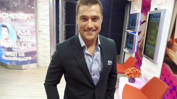"<div class=""meta ""><span class=""caption-text "">It was announced on Good Morning America Wednesday that Chris Soules will be the next Bachelor. (Twitter, Good Morning America)</span></div>"
