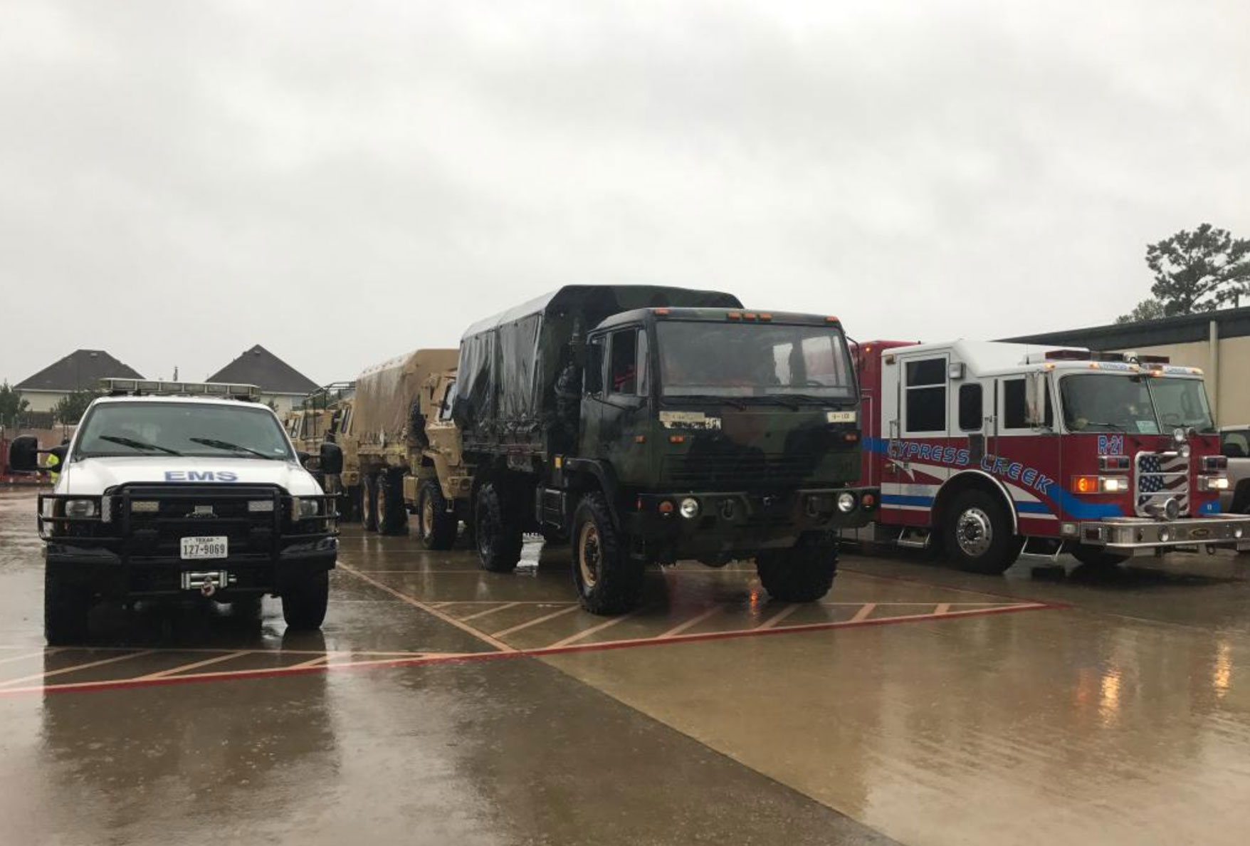 "<div class=""meta image-caption""><div class=""origin-logo origin-image none""><span>none</span></div><span class=""caption-text"">''#PhotosFromtheField: One team, one mission. #TMDHarvey #Harvey,'' the Texas Military Department posted on Twitter. (TXMilitary/Twitter)</span></div>"