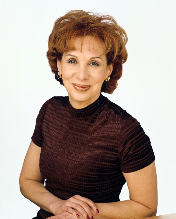 <div class='meta'><div class='origin-logo' data-origin='none'></div><span class='caption-text' data-credit='Deborah Feingold/Corbis via Getty Images'>Dr. Joy Browne, a psychologist known for her syndicated TV and radio shows, died Aug. 27, 2016 at age 71.</span></div>