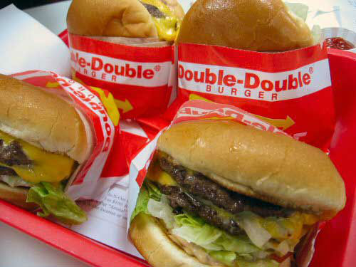 Los Angeles: Double-Double from In-N-Out Burger <span class=meta>(Flickr, Krista)</span>