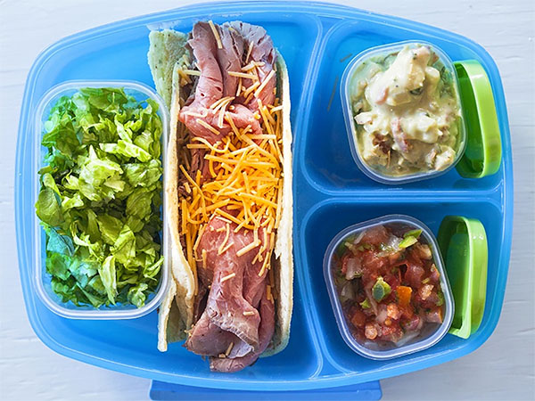 5 days of healthy lunches your kids can take to school and will from food network kitchen forumfinder Image collections