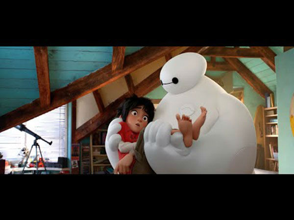 8. All Oaken wants to do is direct. This character&#39;s voice actor is directing one of Disney&#39;s next big projects, &#39;&#39;Big Hero 6,&#39;&#39; which aired a cute clip on the special last night. <span class=meta>(YouTube, Walt Disney Animation Studios)</span>