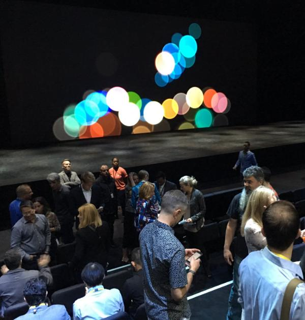 <div class='meta'><div class='origin-logo' data-origin='none'></div><span class='caption-text' data-credit='KGO-TV'>Apple is holding an event where a new iPhone is expected to be unveiled, San Francisco, California, Wednesday, September 7, 2016.</span></div>
