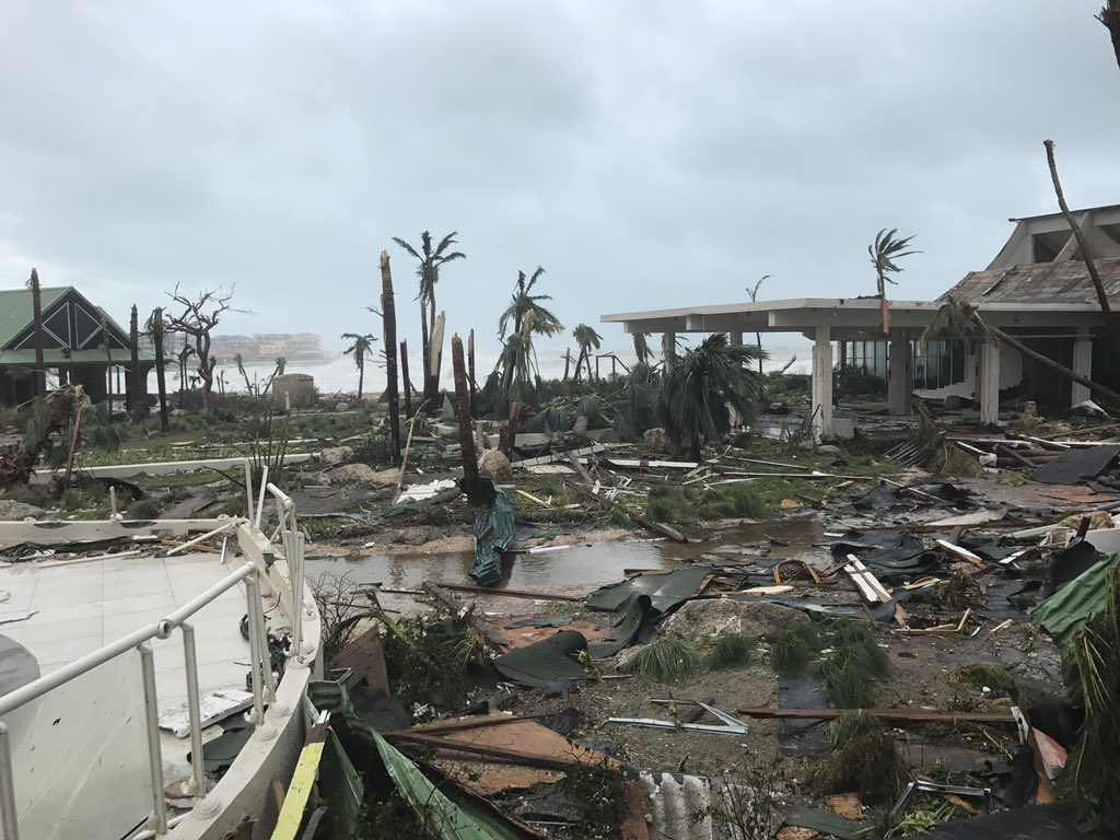 "<div class=""meta image-caption""><div class=""origin-logo origin-image none""><span>none</span></div><span class=""caption-text"">''We are safe. No power, no water, everything destroyed. Buildings gone. Please pray as this island is decimated,'' wrote Jonathan Falwell. (Jonathan Falwell/Twitter)</span></div>"
