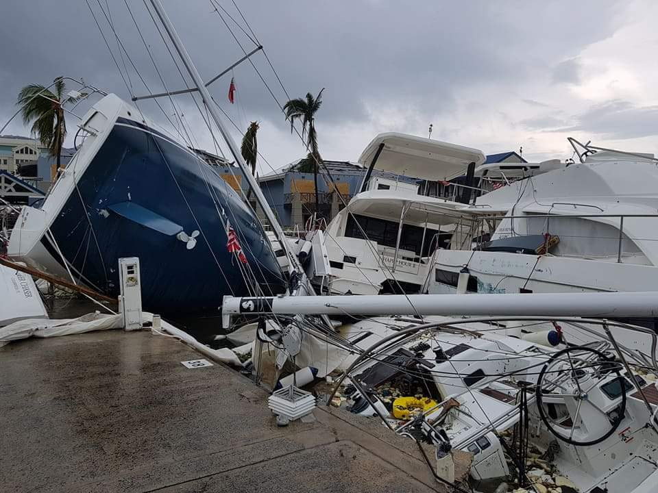 <div class='meta'><div class='origin-logo' data-origin='none'></div><span class='caption-text' data-credit='Hubert Haciski/Facebook'>These photos were posted on Thursday from the British Virgin Islands.</span></div>