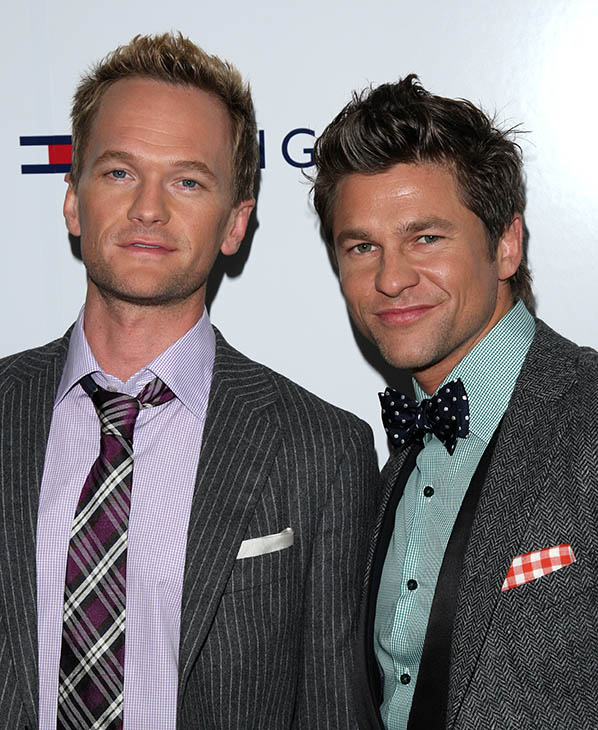 "<div class=""meta image-caption""><div class=""origin-logo origin-image ""><span></span></div><span class=""caption-text"">Actor Neil Patrick Harris and his boyfriend David Burtka attend the Tommy Hilfiger Spring 2011 collection during fashion week at Lincoln Center on Sunday, Sept. 12, 2010.  (AP)</span></div>"