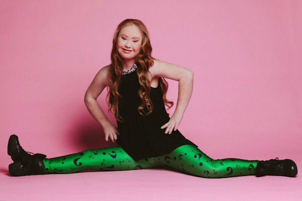 "<div class=""meta image-caption""><div class=""origin-logo origin-image none""><span>none</span></div><span class=""caption-text"">Madeline Stuart, the first professional adult model with Down syndrome, will be walking at New York Fashion Week on September 13. (Photo/Jade Ehlers Photography)</span></div>"