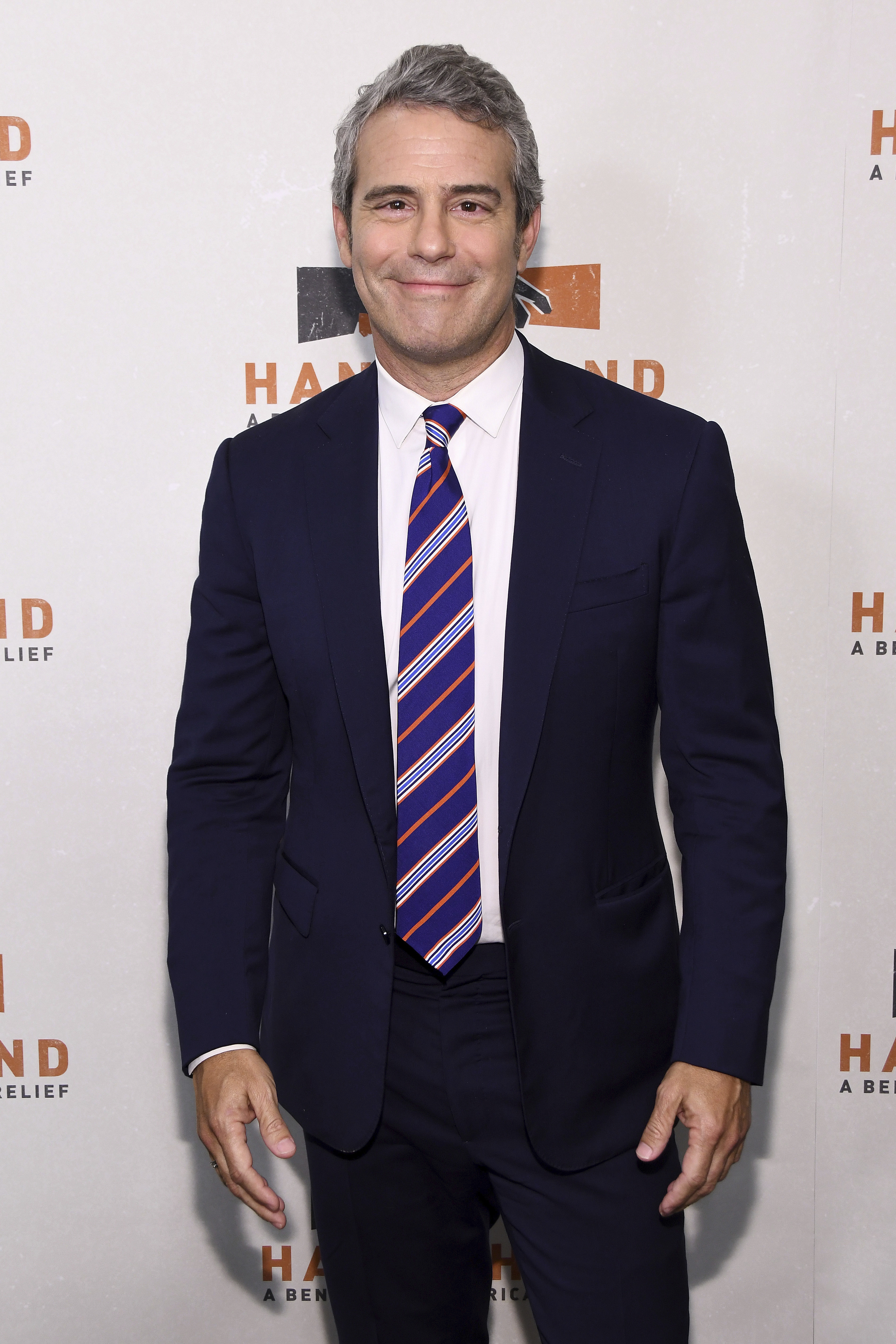 "<div class=""meta image-caption""><div class=""origin-logo origin-image none""><span>none</span></div><span class=""caption-text"">Andy Cohen attends Hand in Hand: A Benefit for Hurricane Harvey Relief at ABC Studios on Tuesday, Sept. 12, 2017, in New York. (Charles Sykes/Invision/AP)</span></div>"