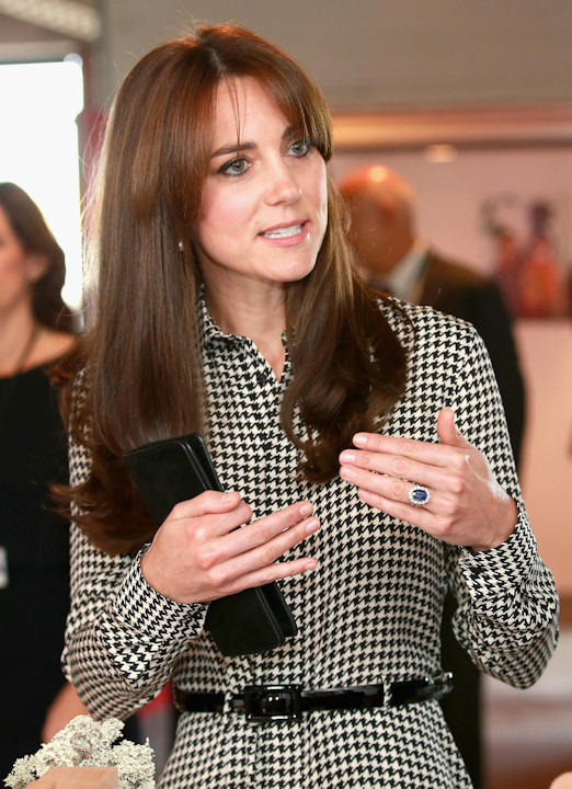 "<div class=""meta image-caption""><div class=""origin-logo origin-image none""><span>none</span></div><span class=""caption-text"">Britain's Kate Duchess of Cambridge visits the Anna Freud Centre in London on Sept. 17, 2015, in her first public engagement since Charlotte's birth. (Chris Jackson/Pool via AP)</span></div>"