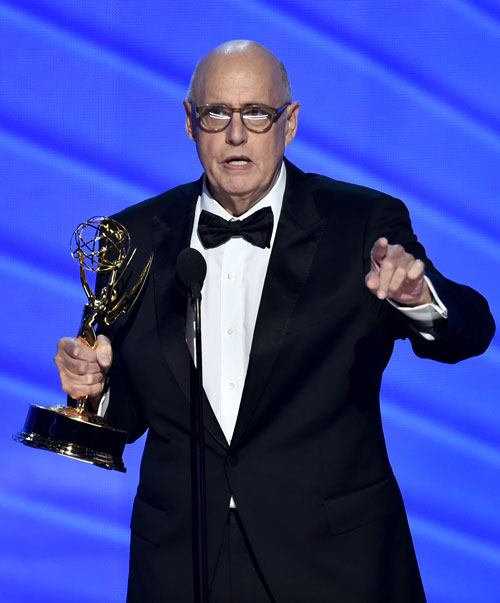 "<div class='meta'><div class='origin-logo' data-origin='AP'></div><span class='caption-text' data-credit='Photo by Vince Bucci/Invision for the Television Academy/AP Images'>Jeffrey Tambor accepts the award for outstanding lead actor in a comedy series for ""Transparent"" at the 68th Primetime Emmy Awards on Sunday, Sept. 18, 2016.</span></div>"