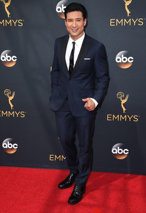 <div class='meta'><div class='origin-logo' data-origin='AP'></div><span class='caption-text' data-credit='Photo by Jordan Strauss/Invision/AP'>Mario Lopez arrives at the 68th Primetime Emmy Awards on Sunday, Sept. 18, 2016, at the Microsoft Theater in Los Angeles.</span></div>