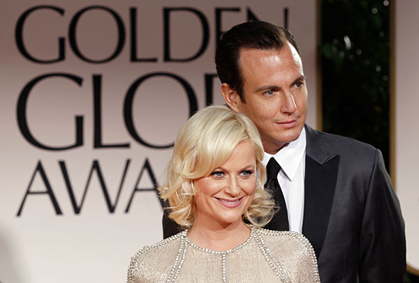 <div class='meta'><div class='origin-logo' data-origin='none'></div><span class='caption-text' data-credit='Matt Sayles/AP Photo'>Amy Poehler and Will Arnett</span></div>