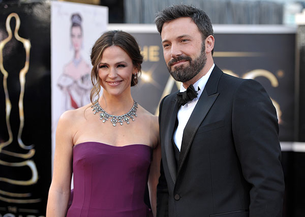 <div class='meta'><div class='origin-logo' data-origin='none'></div><span class='caption-text' data-credit='John Shearer/Invision/AP, File'>Jennifer Garner and Ben Affleck</span></div>