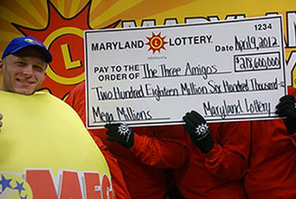 <div class='meta'><div class='origin-logo' data-origin='none'></div><span class='caption-text' data-credit='Mega Millions'>2. $656 million (Mega Millions). Won March 30, 2012. Winning ticket claimed by anonymous group called &#34;the three amigos&#34; in Maryland.</span></div>