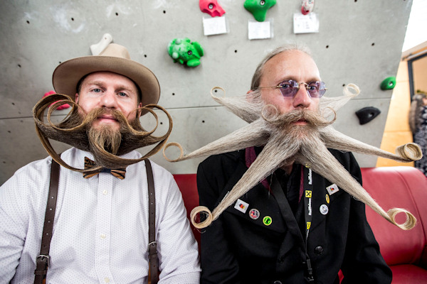 <div class='meta'><div class='origin-logo' data-origin='none'></div><span class='caption-text' data-credit='Photo by Jan Hetfleisch/Getty Images'>Contestants in the World Beard and Mustache Championships pose on Oct. 3, 2015 in Leogang, Austria.</span></div>