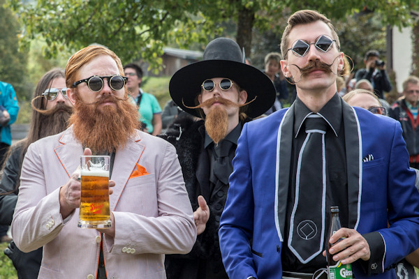 <div class='meta'><div class='origin-logo' data-origin='none'></div><span class='caption-text' data-credit='Photo by Jan Hetfleisch/Getty Images'>Contestants of the World Beard And Mustache Championships pose for a picture during the opening ceremony on Oct. 3, 2015 in Leogang, Austria.</span></div>