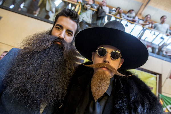 <div class='meta'><div class='origin-logo' data-origin='none'></div><span class='caption-text' data-credit='Photo by Jan Hetfleisch/Getty Images'>Contestants of the World Beard and Mustache Championships pose for a picture on Oct. 3, 2015 in Leogang, Austria.</span></div>