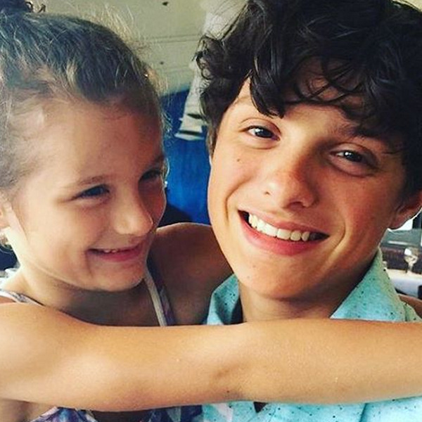 <div class='meta'><div class='origin-logo' data-origin='none'></div><span class='caption-text' data-credit='officiallybratayley/Instagram'>YouTube star Caleb Logan Bratayley, 13, right, passed away Oct. 1 of ''natural causes,'' his family said. The Bratayleys have more than 1 million subscribers on YouTube.</span></div>