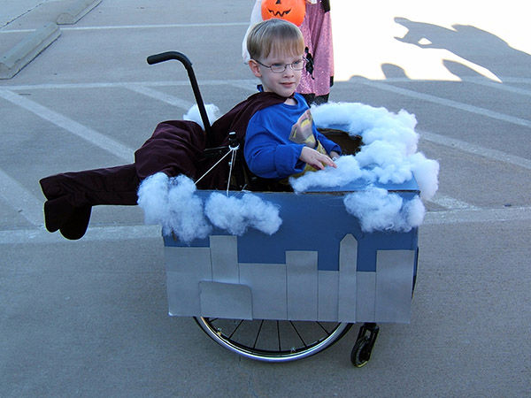 "<div class=""meta image-caption""><div class=""origin-logo origin-image ""><span></span></div><span class=""caption-text""> Halloween 2009 with Caleb, 4, as Superman flying through the clouds. (Cassie McLelland)</span></div>"