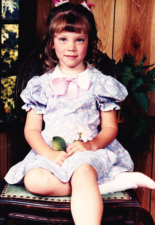 <div class='meta'><div class='origin-logo' data-origin='none'></div><span class='caption-text' data-credit='Brittany Maynard'>Brittany Maynard as a child.</span></div>