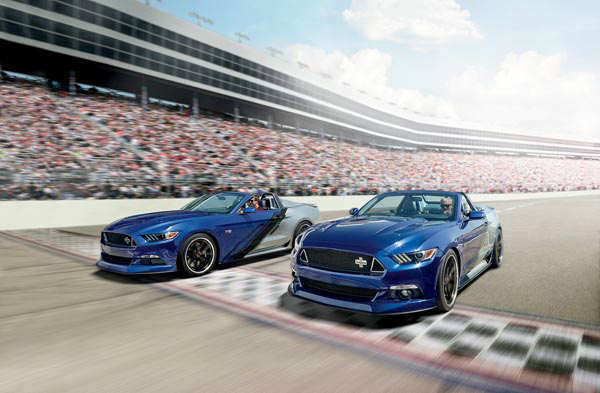 """<div class=""""meta image-caption""""><div class=""""origin-logo origin-image none""""><span>none</span></div><span class=""""caption-text"""">The 2015 Neiman Marcus Limited-Edition Mustang Convertible commemorates Mustang's 50th anniversary. (Photo/Neiman Marcus)</span></div>"""