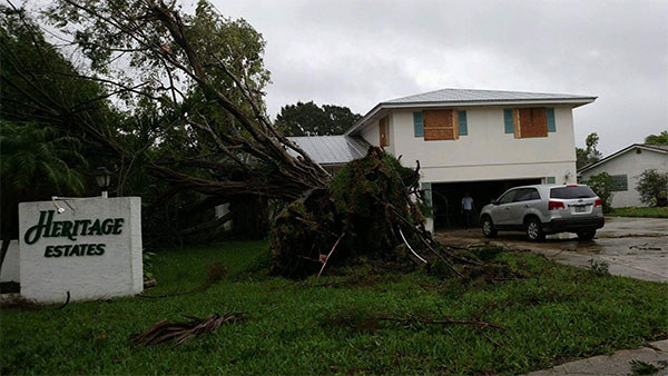 <div class='meta'><div class='origin-logo' data-origin='none'></div><span class='caption-text' data-credit='Indian River County Emergency Services Department/Facebook'>The Indian River County Emergency Services Department in Florida shared this photo from its damage assessment on Friday morning.</span></div>