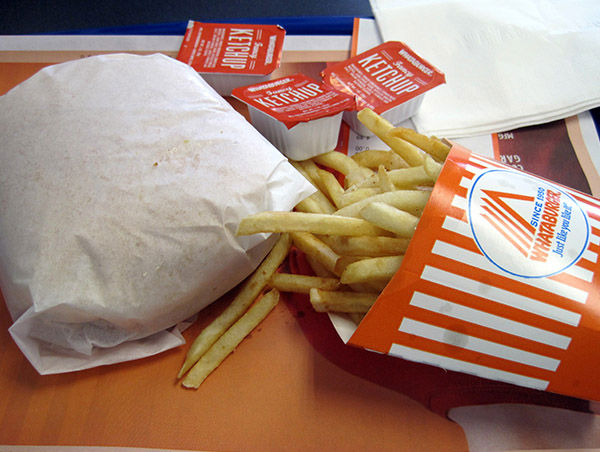 "<div class=""meta image-caption""><div class=""origin-logo origin-image ""><span></span></div><span class=""caption-text"">Favorite fast food french fries: 10. Whataburger (Fuschia Foot / Flickr)</span></div>"