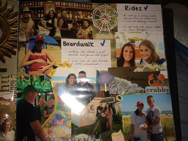 "<div class=""meta image-caption""><div class=""origin-logo origin-image ""><span></span></div><span class=""caption-text"">UPDATE: In addition to the Facebook page, the Haleys have a scrapbook about Shane's adventures. (Photo/Facebook, Prayers for Shane)</span></div>"
