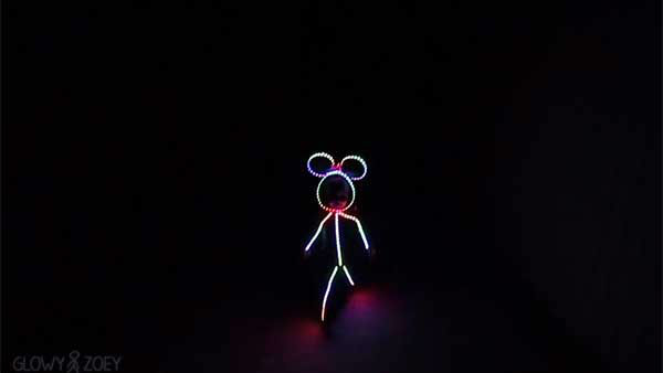 "<div class=""meta image-caption""><div class=""origin-logo origin-image ""><span></span></div><span class=""caption-text"">Outdoing last year's viral costume, Zoey's dad incorporated Minnie Mouse and voice-activated special effects. (Photo/YouTube, Visual Burrito)</span></div>"
