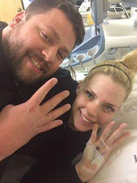 "<div class=""meta image-caption""><div class=""origin-logo origin-image ""><span></span></div><span class=""caption-text"">UPDATE: Ashley and Tyson Gardner, who are expecting quadruplets, were happy to report four heartbeats following life-saving surgery. (Photo/Facebook, A Miracle Unfolding-Gardner Quadruplets)</span></div>"