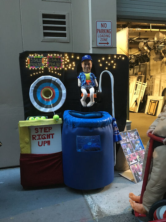 """<div class=""""meta image-caption""""><div class=""""origin-logo origin-image none""""><span>none</span></div><span class=""""caption-text"""">John Mulgrew dresses as a dunking booth for the ''LIVE with Kelly and Michael'' Halloween costume contest. (Bob Monek. Eyewitness News)</span></div>"""