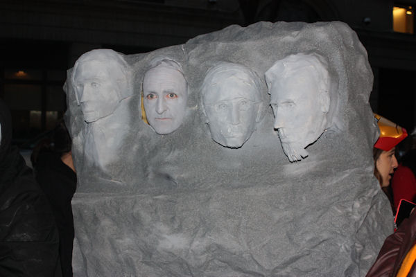 """<div class=""""meta image-caption""""><div class=""""origin-logo origin-image none""""><span>none</span></div><span class=""""caption-text"""">An audience member dresses as Mount Rushmore for the ''LIVE with Kelly and Michael'' costume contest. (Bob Monek. Eyewitness News)</span></div>"""