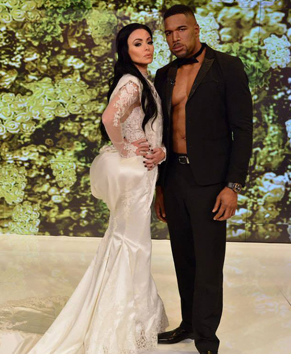 Kelly and michael as kim kardashian and kanye west live with kelly