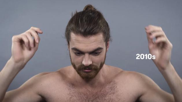 Prime See 100 Years Of Male Beauty For Movember Men39S Health Month Short Hairstyles For Black Women Fulllsitofus
