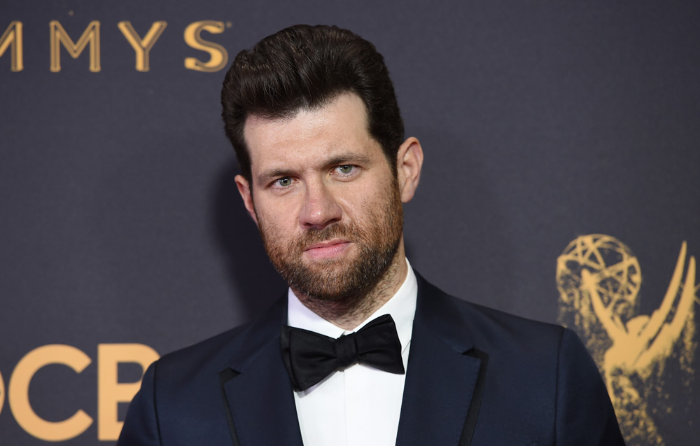 "<div class=""meta image-caption""><div class=""origin-logo origin-image none""><span>none</span></div><span class=""caption-text"">Billy Eichner will play Timon in ""The Lion King."" (Jordan Strauss/Invision/AP)</span></div>"
