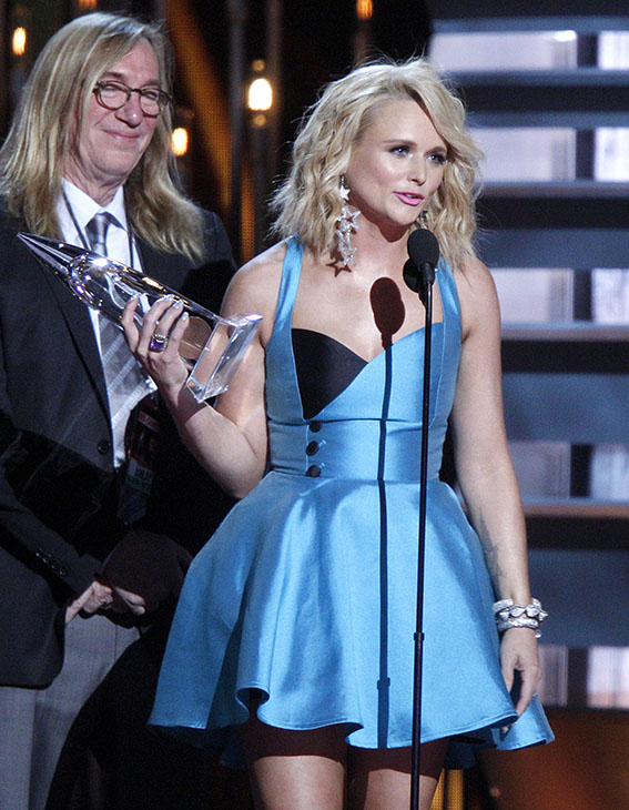 "<div class=""meta image-caption""><div class=""origin-logo origin-image ""><span></span></div><span class=""caption-text"">Single of the Year: ""Automatic"" -- Miranda Lambert  (AP)</span></div>"