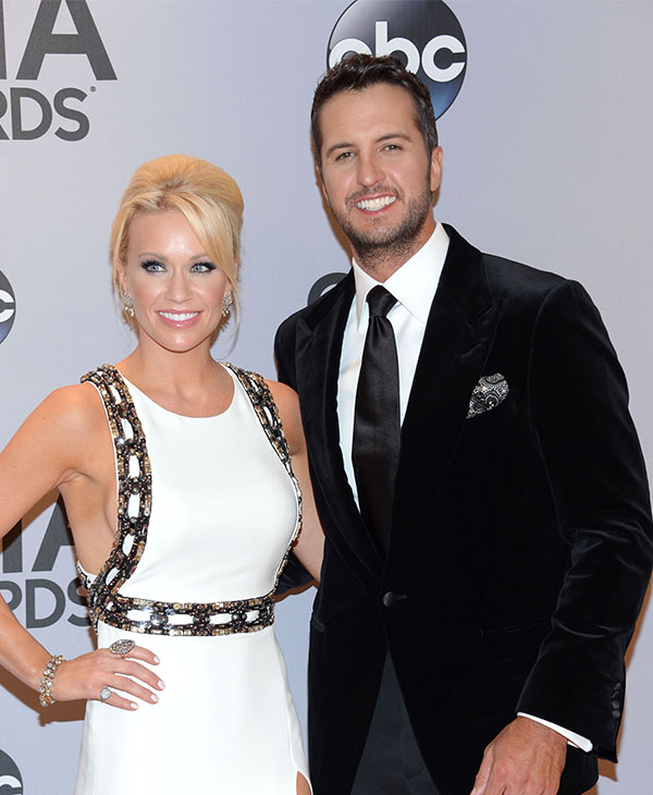 "<div class=""meta image-caption""><div class=""origin-logo origin-image ""><span></span></div><span class=""caption-text"">Caroline Boyer and Luke Bryan (Evan Agostini / Invision / AP)</span></div>"