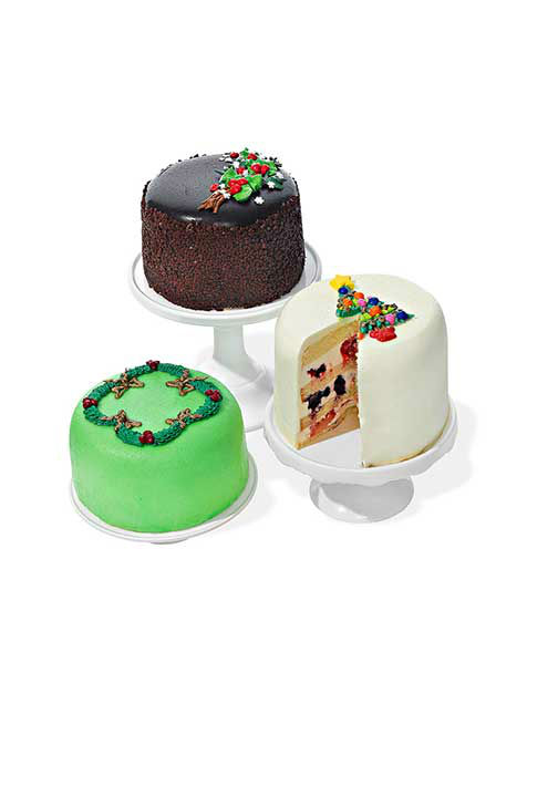 """<div class=""""meta image-caption""""><div class=""""origin-logo origin-image """"><span></span></div><span class=""""caption-text"""">Holiday cakes, $30 at SweetLadyJane.com.  ''The small size means you can try a few, including the most popular flavor, Triple Berry.'' -Oprah (Photo/Gregor Halenda)</span></div>"""