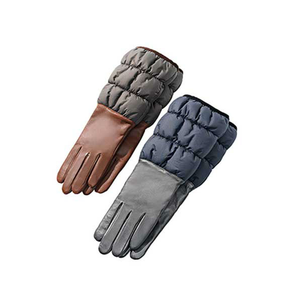 """<div class=""""meta image-caption""""><div class=""""origin-logo origin-image """"><span></span></div><span class=""""caption-text"""">Touch Quilted Cuff Glove, $78 at EchoDesign.com.  ''You don't have to take them off to tap your touch screen.'' -Oprah (Photo/Gregor Halenda)</span></div>"""