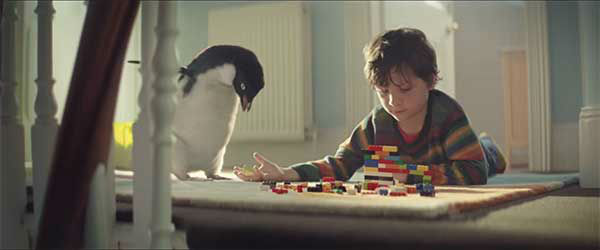 "<div class=""meta image-caption""><div class=""origin-logo origin-image ""><span></span></div><span class=""caption-text"">This kid's pet penguin is looking for love. If you're wondering why he would have a pet penguin, you'll just have to watch to understand. (John Lewis/YouTube)</span></div>"